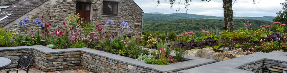Garden Landscaping Design Cumbria