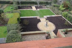 During landscaping work  kirkby in furness cumbria